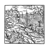 The Argonauts Finding the Golden Fleece, 1556 Giclee Print