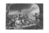 Last Effort and Fall of Tippoo Sultan', Mid 19th Century Giclee Print by Henry Singleton
