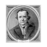 Samuel Wilberforce, English Churchman, 1870 Giclee Print