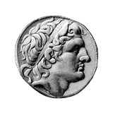 Demetrius Poliorcetes, King of Macedonia Giclee Print