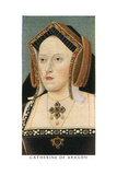 Catherine of Aragon, First Wife of Henry VIII, C1530 Giclee Print