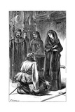 Scene from Shakespeare's Richard Iii, C1870 Giclee Print