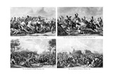 The First Sikh War, India, 1840s Giclee Print
