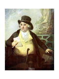 Charles James Fox, 18th-19th Century British Whig Politician, C1905 Giclee Print by Anton Hickel