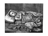 Leopoldo De' Medici (1617-167) in His Cradle, 1882 Giclee Print by Tiberio Di Tito