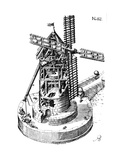 Tower Mill, 1620 Giclee Print