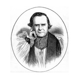 Samuel Wilberforce, English Prelate, 1873 Giclee Print