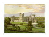 Dromoland, County Clare, Ireland, Home of Lord Inchiquin, C1880 Giclee Print by AF Lydon