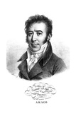 Dominique Francois Jean Arago (1786-185), French Astronomer, Physicist and Politician Giclee Print by Julien Leopold Boilly