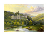 Arundel Castle, Sussex, Home of the Duke of Norfolk, C1880 Giclee Print by Benjamin Fawcett