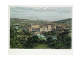 Saltaire, Yorkshire, 19th Century Giclee Print