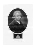 Nevil Maskelyne, Fifth British Astronomer Royal Giclee Print by  Page