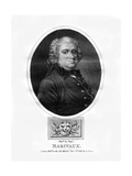 Pierre Carlet De Chamblain De Marivaux, French Novelist and Dramatist Giclee Print by  Page