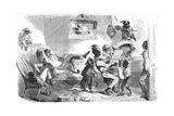 Slaves Celebrating Liberation, C1860S Giclee Print