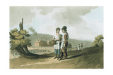 The Factory Children, 1814 Giclee Print