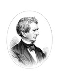 William Henry Seward (1801-187), American Politician Giclee Print