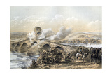 The Battle of Bothwell Bridge, 1679 Impressão giclée por  Robertson