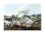 Battle of Corunna (La Corun), Peninsular War, Spain 16 January 1809 Giclee Print by William Heath