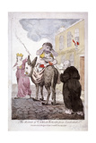 The Retreat of Carlo Khan from Leadenhall St., 1783 Giclee Print by John Boyne
