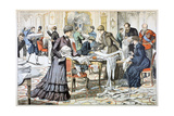 Workroom in the Winter Palace, St Petersburg, 1904 Giclee Print