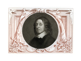 Richard Cromwell, Second Lord Protector of England, Scotland and Ireland, 17th Century Giclee Print by Robert Walker