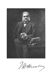Thomas Henry Huxley, English Biologist, 1883 Giclee Print by John Collier