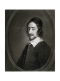 Henry Marten, English Regicide, 17th Century Giclee Print by Peter Lely