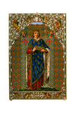 St Louis (Louis IX, King of France), 1886 Giclee Print