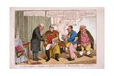 Earl of Chatham, 1809 Giclee Print