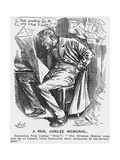 A Real Jubilee Memorial, 1887 Giclee Print by Harry Furniss