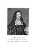 James Gregory, 17th Century Scottish Mathematician and Astronomer Giclee Print