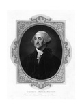 George Washington, First President of the United States, 19th Century Giclee Print