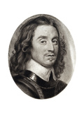 Henry Cromwell, Fourth Son of Oliver Cromwell, 17th Century Giclee Print by Samuel Cooper