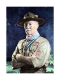 Robert Stephenson Smyth Baden-Powell, Lst Viscount Baden-Powell, English Soldier Giclee Print