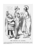 The Return of Ulysses, 1872 Giclee Print by John Tenniel