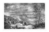 The Surrender of Ulm, Germany, 20th October 1805 (1882-188) Giclee Print by Charles Thevenin