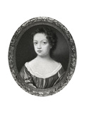 Bridget Cromwell, Eldest Daughter of Oliver Cromwell, 17th Century Giclee Print by Peter Cross