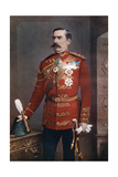 Lieutenant-General Sir Baker Creed Russell, Commanding Southern District, 1902 Giclee Print by  Maull & Fox