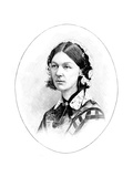 Florence Nightingale (1820-191), British Nurse Giclee Print