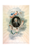 Carolus Linnaeus, Swedish Naturalist and Physician, 1807 Giclee Print