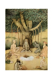 Asceticism: a Group of Mughal Ascetics Giclee Print