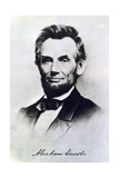 Abraham Lincoln, President of the USA, C1865 Giclee Print