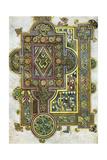 The Opening Words of St Luke's Gospel, 800 Ad Giclee Print