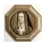 Elizabeth of York Giclee Print by John Hoskins I