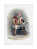 Falstaff, 1891 Giclee Print by Charles Robert Leslie