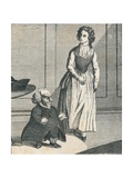 Wybrand Lolkes (1733-180) and His Wife, 1894 Giclee Print by John Wilkes