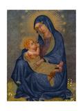 The Vysehrad Madonna of the Rains, C1360 Giclee Print