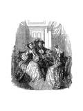 A Scene from Les Precieuses Ridicules by Moliere Giclee Print by  Jackson