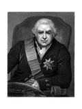 Joseph Banks (1743-182), English Botanist and Plant Collector Giclee Print by Thomas Phillips