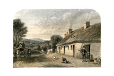 The Birthplace of Robert Burns, Alloway, South Ayrshire, Scotland Giclee Print